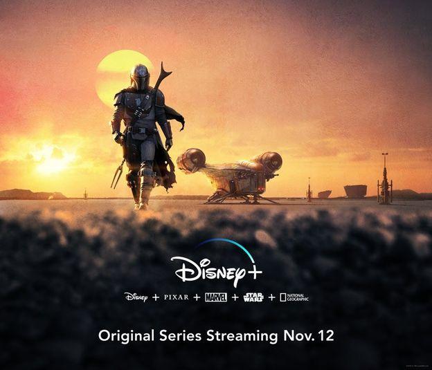 Trailer -- Disney / Star Wars: The Mandalorian